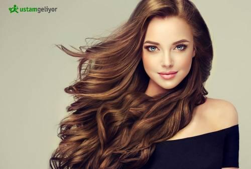 Esmer Tenli Kadınlar Için En Ideal 4 Saç Rengi Ustamgeliyor Blog